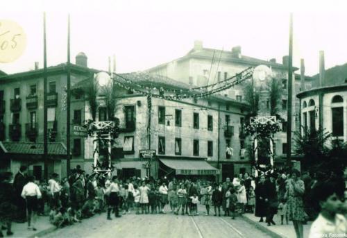 Centro de Tolosa, 1930